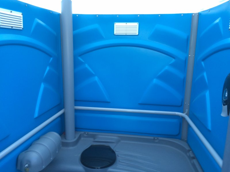 Handicap Accessible Porta Potty